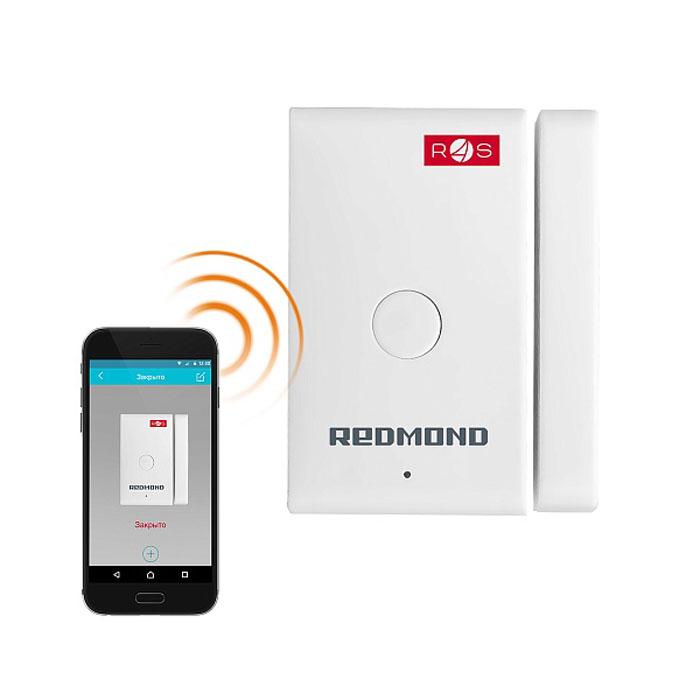 Redmond SkyGuard RG-G31S, White умный герконовый датчикRG-G31SУмный герконовый датчик SkyGuard RG-G31S – миниатюрный и вместе с тем высокотехнологичный гаджет REDMOND для безопасности в доме и сохранности имущества. Датчик можно использовать для дистанционного контроля* за открытием и закрытием дверей и окон в квартире, на даче или в гараже, а также для контроля за открытием и закрытием шкафов, ящиков и сейфов с ценными вещами.SkyGuard можно прикрепить к любой поверхности, которая требует мониторинга: к окну, входной двери или сейфу. Для этого не требуется каких-либо специальных навыков и оборудования. Умный герконовый датчик REDMOND синхронизируется с мобильным приложением Ready for Sky Guard и в случае обнаружения движения в квартире мгновенно присылает оповещение на смартфон.RG-G31S будет полезен на даче и в загородном доме, где вы бываете редко. И, конечно, если в вашем доме есть умный герконовый датчик, то можно, ни о чем не волнуясь, отправляться в любую продолжительную поездку.В приложении Ready for Sky Guard доступен журнал событий, в котором фиксируются все данные о движениях того предмета, к которому датчик прикреплен. Прикрепив умный герконовый датчик к входной двери, вы всегда сможете узнать, возвращается ли ребенок из школы вовремя. А закрепив датчик на шкафчике с личными вещами, проконтролировать, не открывает ли его кто-то без вашего ведома.Умный герконовый датчик REDMOND RG-G31S – контроль и безопасность вашего дома!REDMOND Smart Home – новая грань твоей свободы!*Дистанционный контроль возможен при наличии в помещении умной wi-fi розетки-Gateway RSP-102S-E, которая выступает гейтвеем между вашим смартфоном и умным герконовым датчиком.