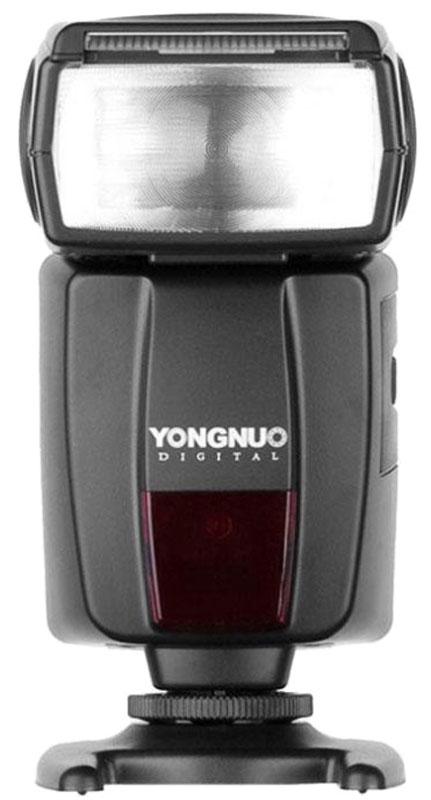YongNuo Speedlite YN-460 вспышка для Canon/Nikon/Pentax/Olympus yn565ex 2 1 lcd flash speedlite speedlight for nikon d700 more 4 x aa not included