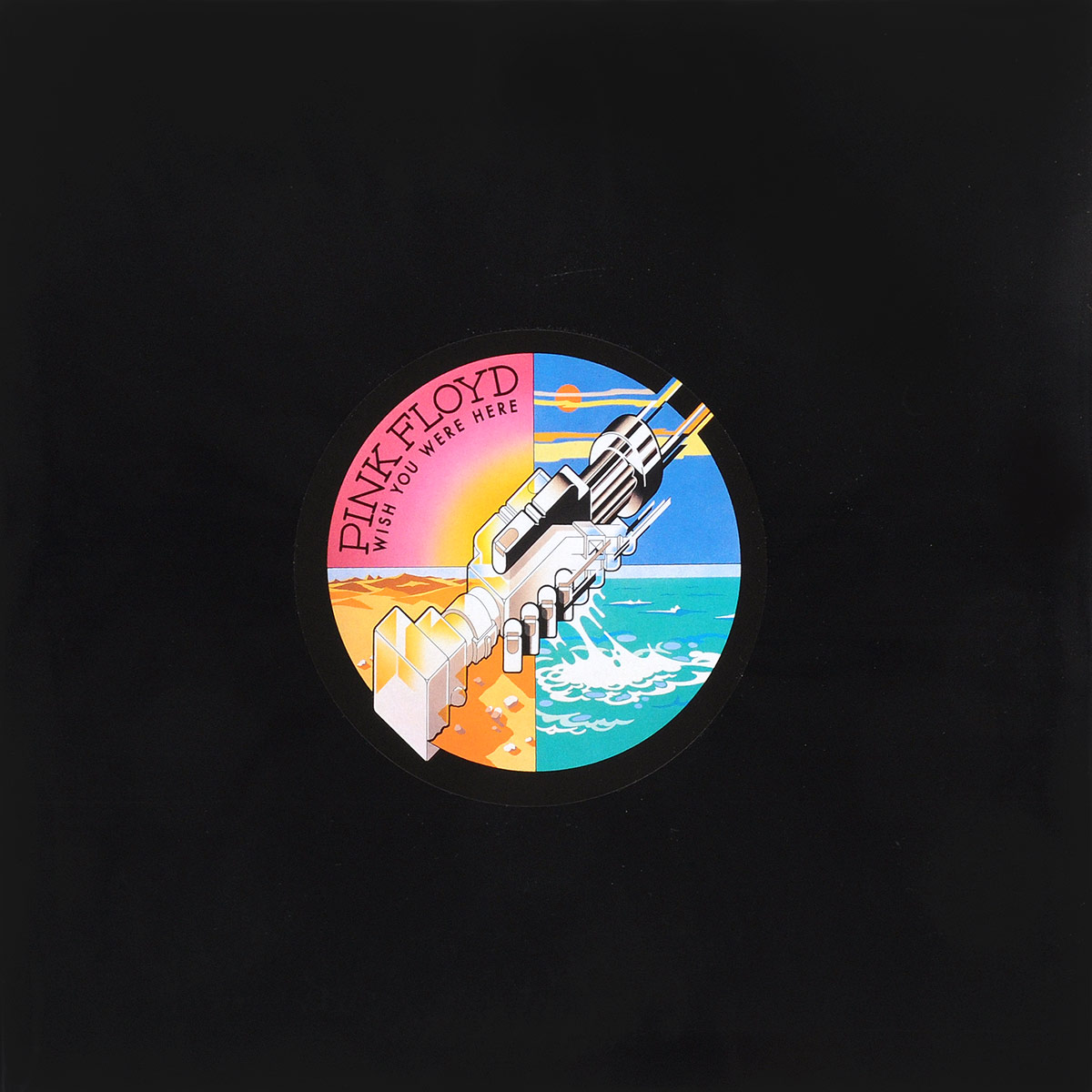 Pink Floyd. Wish You Were Here (LP) pink floyd – wish you were here limited edition lp