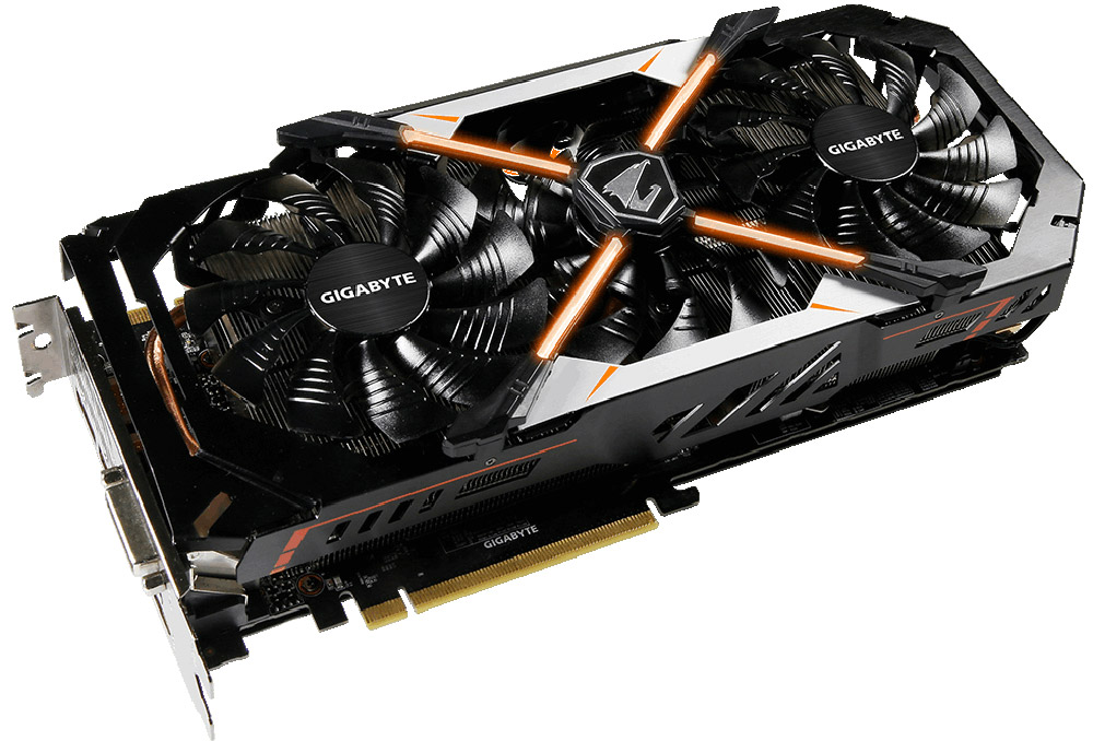 Gigabyte AORUS GeForce GTX 1070 8GB видеокарта