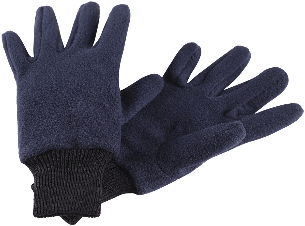 Перчатки детские Reima Osk, цвет: синий. 5272796980. Размер 75272796980