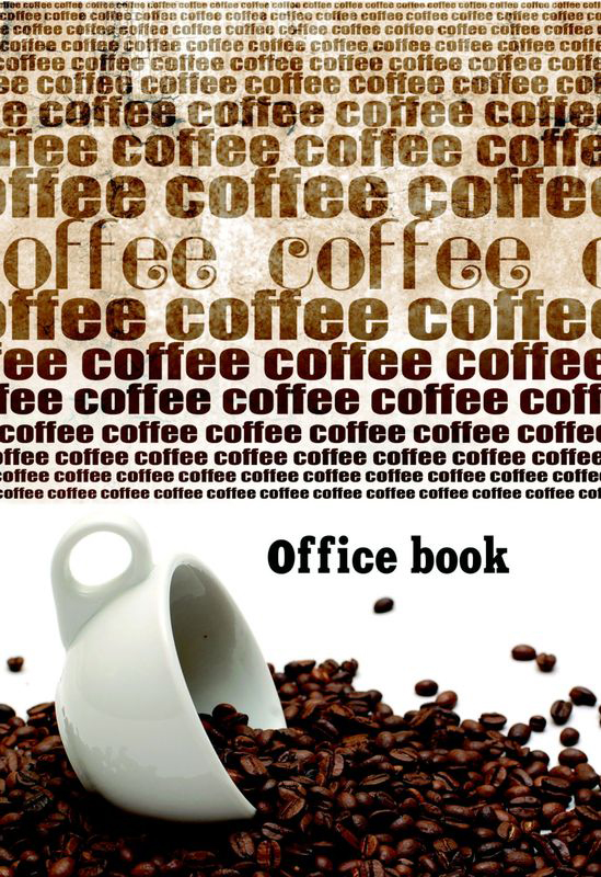 Бриз Тетрадь Coffe Break 160 листов в клетку