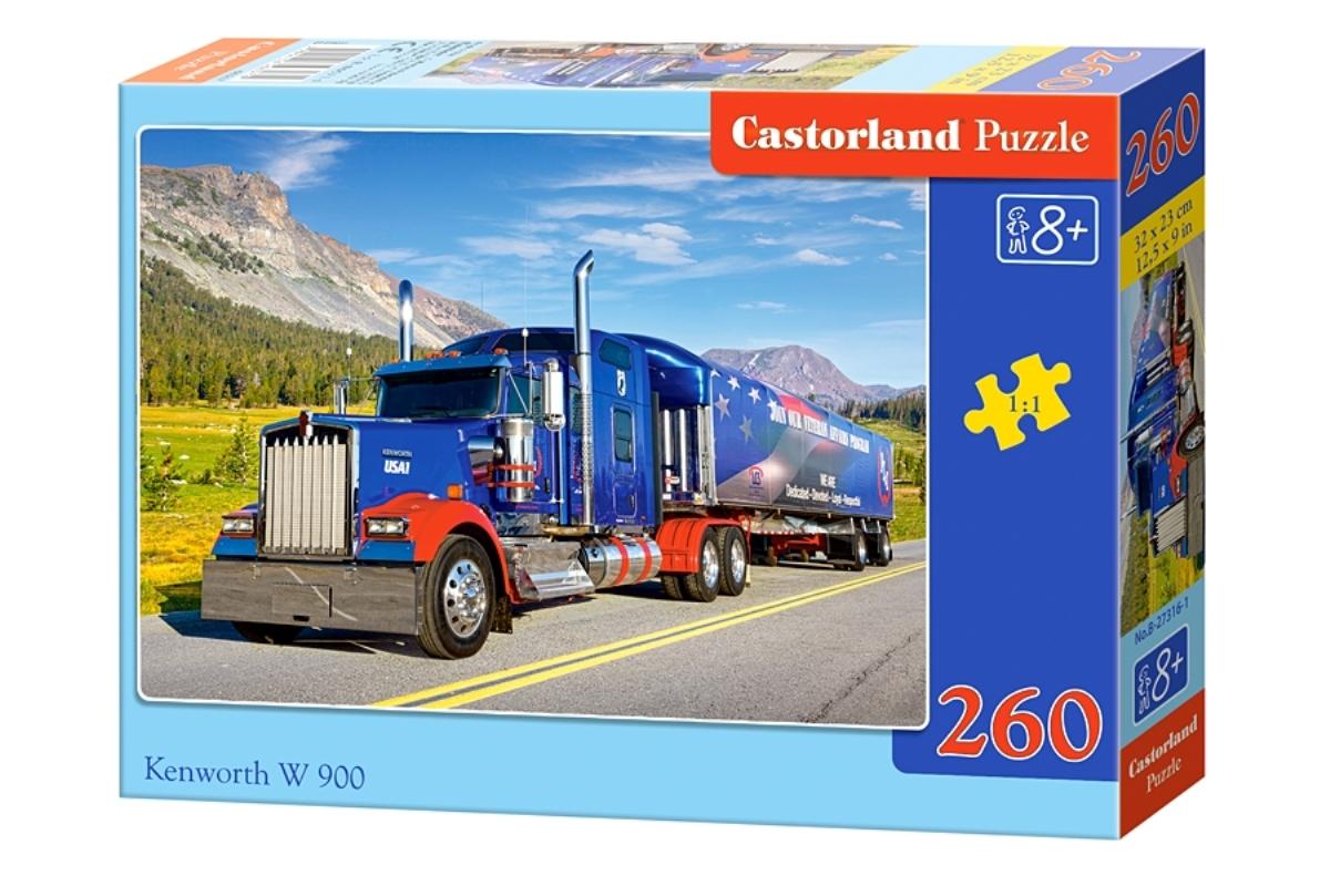 Castorland Пазл Грузовик W-900