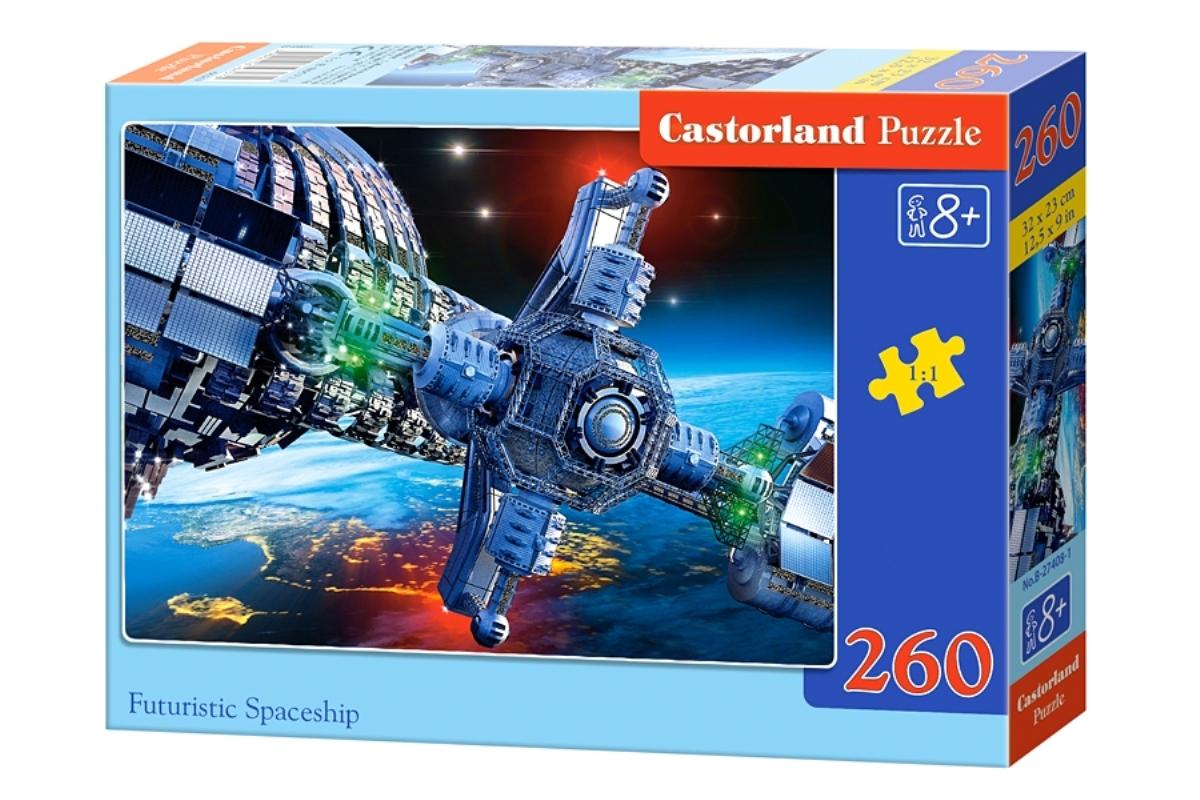 Castorland Пазл Космический корабль