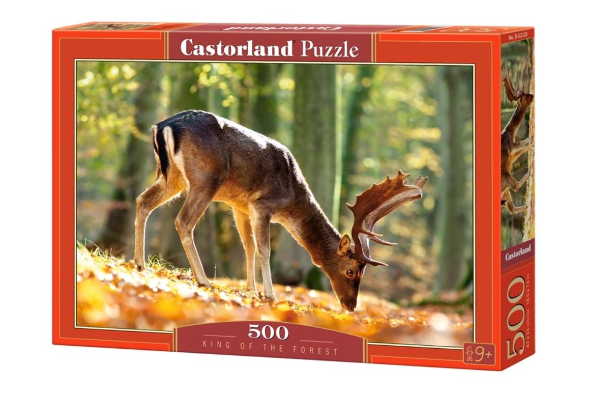 Castorland Пазл Король леса