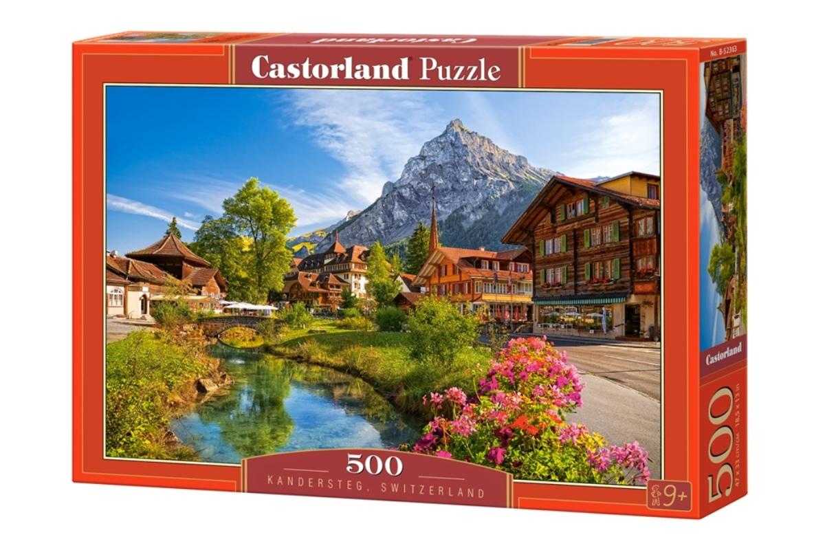 Castorland Пазл Кандерштег Швейцария