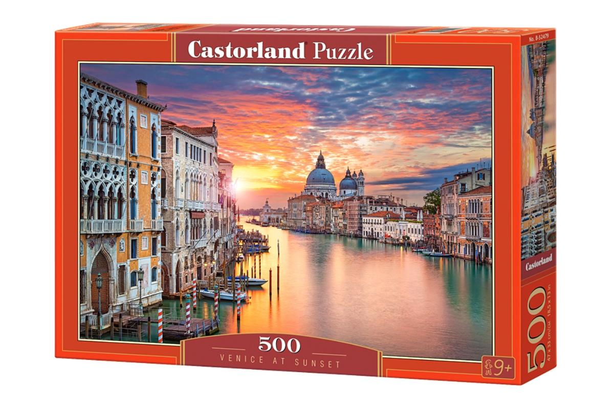 Castorland Пазл Венеция на закате