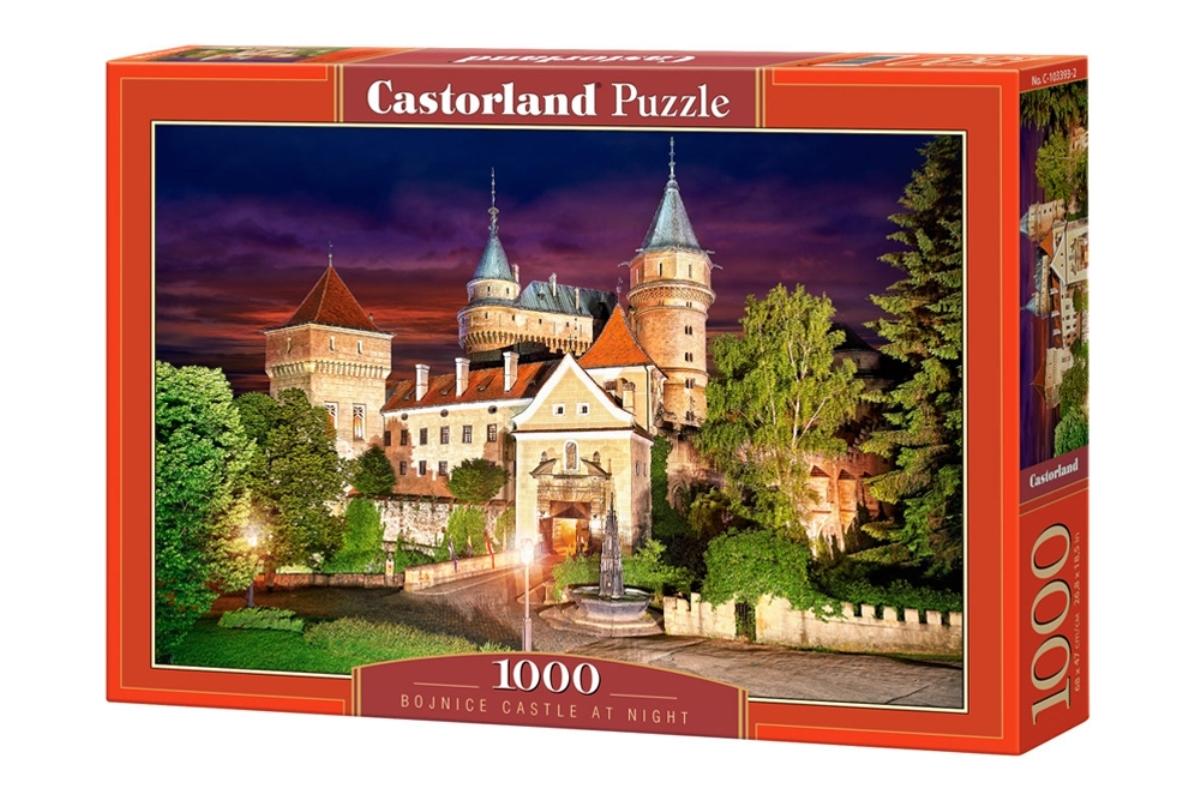 Castorland Пазл Замок ночью