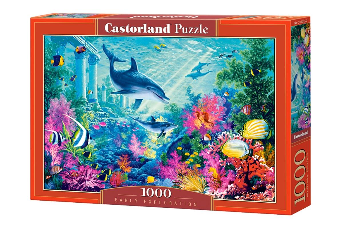 Castorland Пазл Подводный мир
