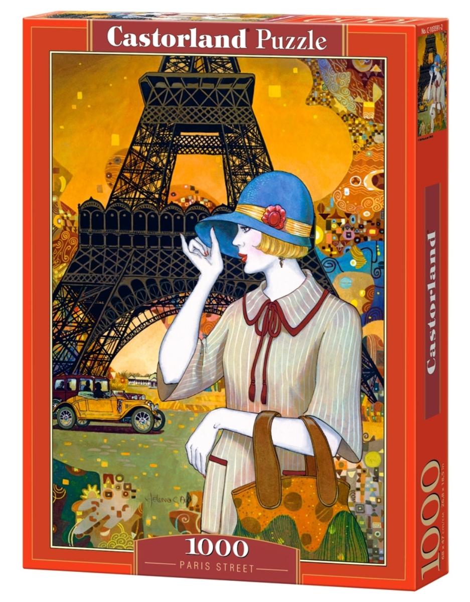 Castorland Пазл Париж