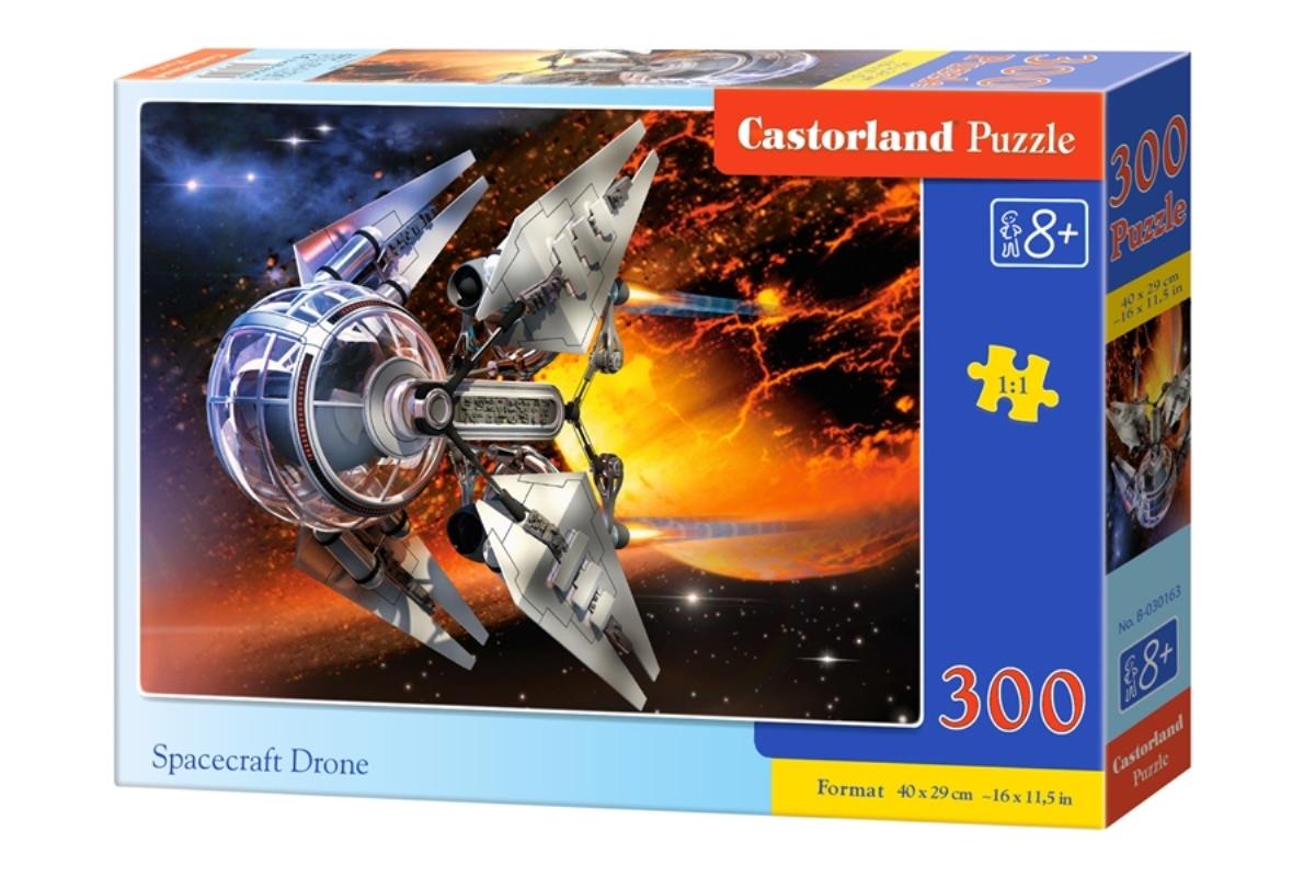 Castorland Пазл Космический аппарат