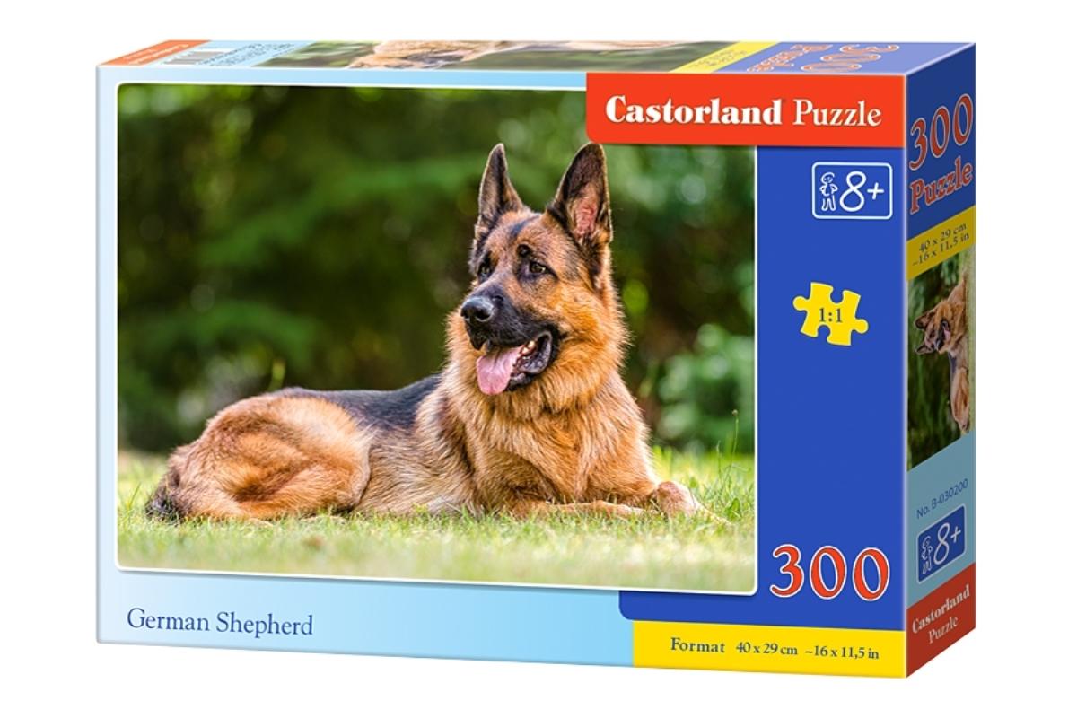 Castorland Пазл Восточноевропейская овчарка