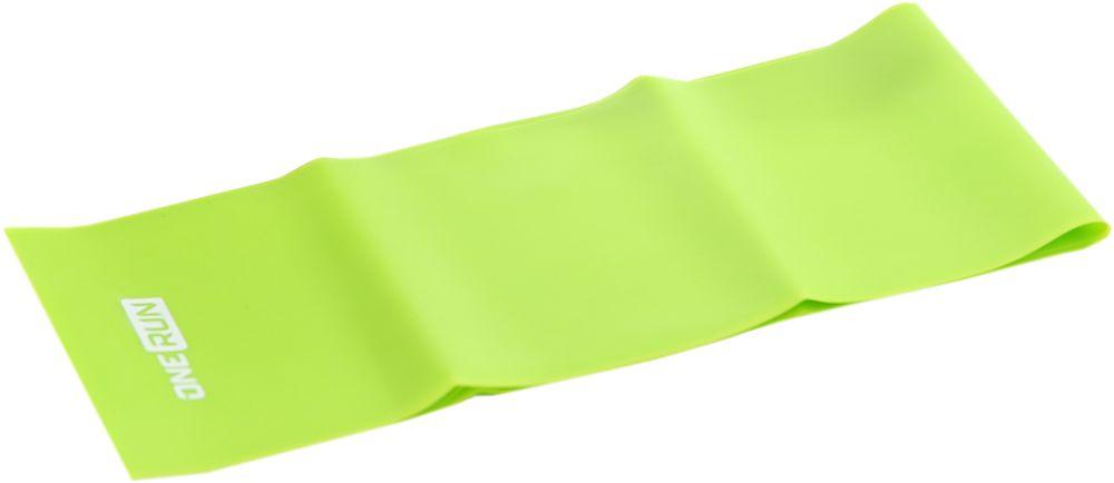 Эспандер-лента OneRun, цвет: зеленый, 12 х 120 см495-4816С помощью эспандера-ленты OneRun вы легко сможете поддержать тонус мышцы рук, ног и спины. Заниматься с эластичной лентой могут люди любого возраста и уровня физической подготовки. Благодаря компактным размерам и малому весу всегда эспандер-ленту можно взять с собой в любую поездку. Длина: 120 см, ширина 12 см, толщина 0,5 мм.