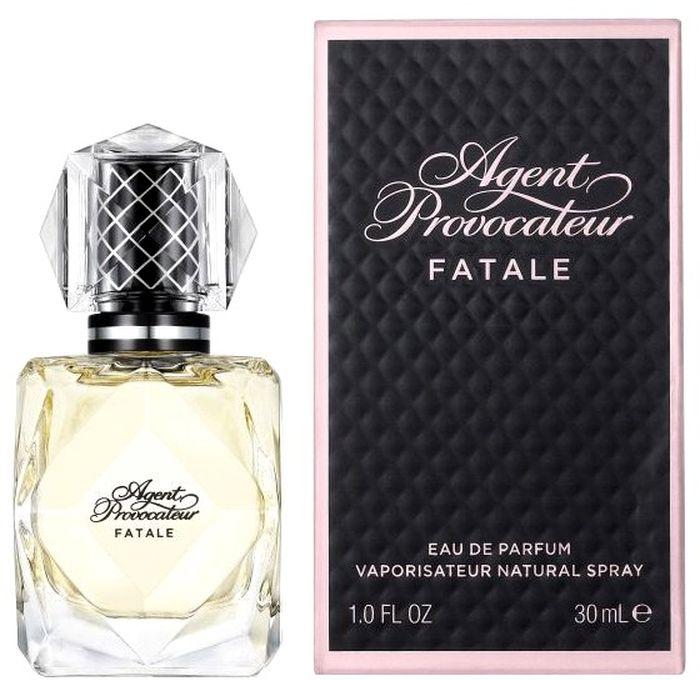 Agent Provocateur Fatale Woman парфюмированная вода, 30 мл13392Восточные, цветочные. Перец, черная смородина, гардения, манго, мускус, орхидея.