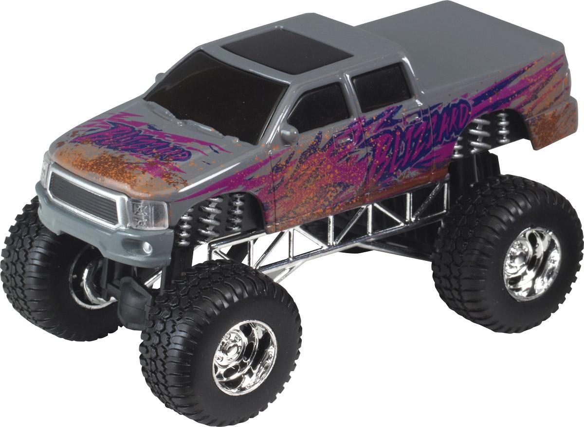 Dickie Toys Джип Dirt Monster цвет серый dickie toys городской трамвай