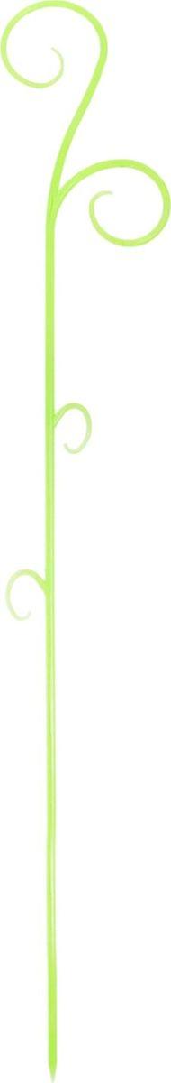Опора для растений Техоснастка Зеленый флер, цвет: зеленый, 60 x 12 x 6 см1036538Орхидея — изящный цветок, который украсит каждый без исключения дом. Чтобы орхидея могла расти правильно, вам понадобится качественный Держатель для орхидей Зеленый флер. Пользоваться держателем просто: нужно лишь устойчиво закрепить его в земле, после чего подвязать к нему растение. Держатель подойдет и для других цветов. В суете повседневных забот не стоит забывать о прекрасном. Закажите Держатель для орхидей Зеленый флер на сайте и окружите себя нежными цветами!