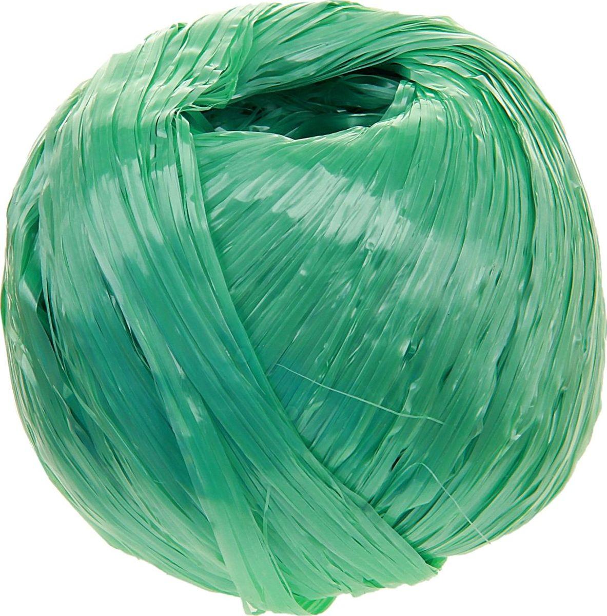 Шпагат Банные Секреты, цвет: зеленый, 120 м1124433Шпагат Банные Секреты представляет собой изделие, которое используется для бытовых и технологических нужд в различных отраслях производства. В хозяйстве его используют для сушки белья, вместо верёвки, для упаковки вещей, при хранении овощей. Материал: полиэстер. Длина: 120 м. Вес: 40 г. Диаметр: 1,6 мм.