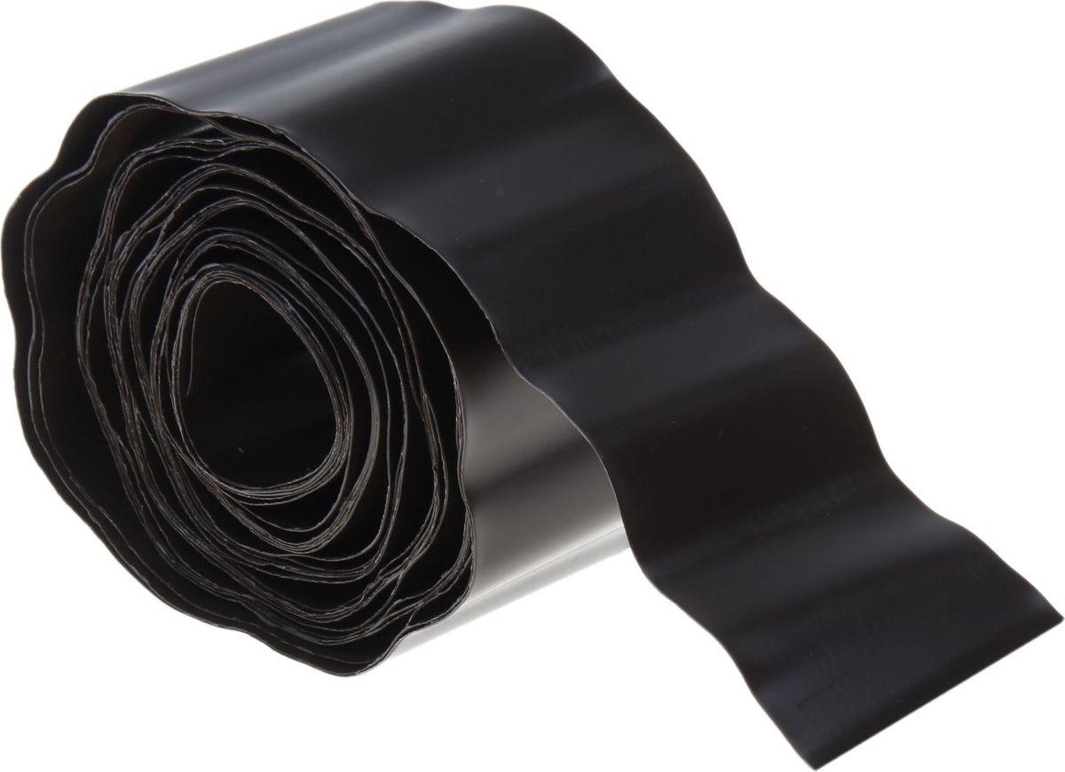 Лента бордюрная Протэкт, цвет: коричневый, 0,1 х 9 м1168248Бордюрная лента Протэкт - простой и доступный способ создать оригинальный ландшафтный дизайн. Используйте данное изделие везде, где только захотите. Такой разделительный материал гарантирует защиту от рассеивания гравия, вымывания грунта и разрастания сорняков, а также придает участку ухоженный внешний вид.Существует огромное количество вариантов использования этого универсального приспособления:-формирование насыпных дорожек и бортиков грядок;-равномерное орошение наклонных грядок;-оформление клумб, и альпийских горок;-оформление искусственных водоемов, приствольных кругов деревьев;-ограждение рассады;-герметизация теплицы по периметру и пространства между забором и грунтом;-выстилание садовых тропинок, дорожек в теплице;-защита основания построек от грунта и воды;-подкровельная изоляция;-использование в качестве подкладочного материала для баков, бочек;-покрытие пола в хозяйственных постройках;-выстилание компостных ям;-изготовление компостных куч.