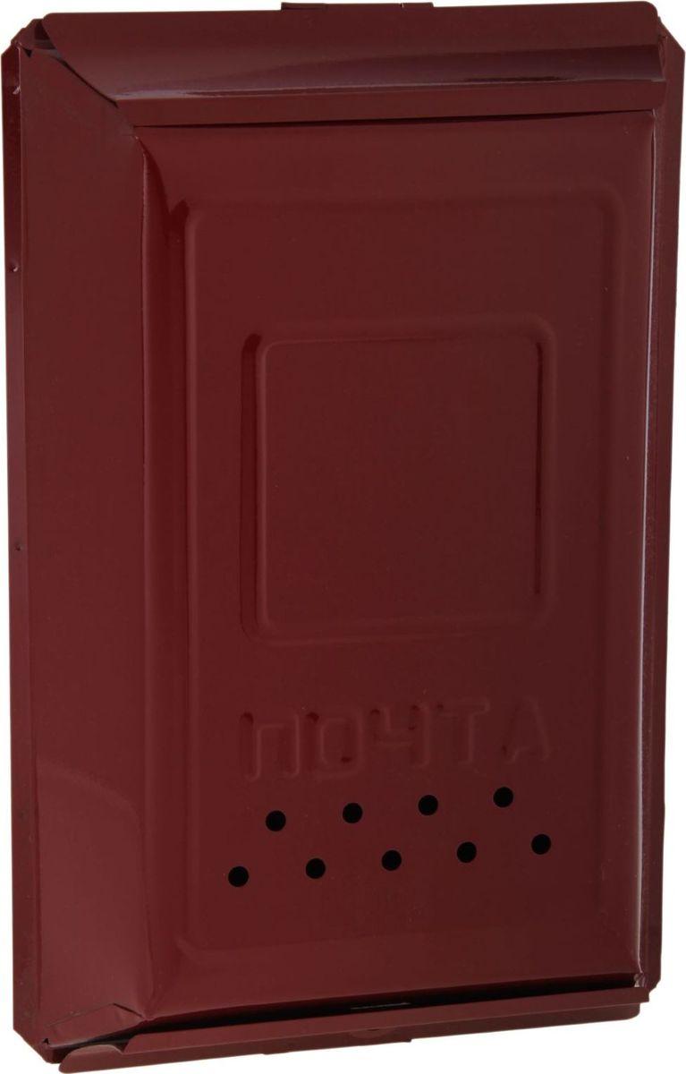 Ящик почтовый Классика, цвет: коричневый, 40,5 х 26,5 х 7 см1343835Используйте почтовый ящик для получения корреспонденции, счетов, журналов в загородном доме или на даче. Он компактный, вместительный и прослужит вам долгие годы. Особое порошковое напыление защищает поверхность от царапин. Изделие не ржавеет от дождя и снега. На задней стенке корпуса есть специальные отверстия для крепления. Применяйте навесной замок, чтобы корреспонденция дошла в полном объёме.