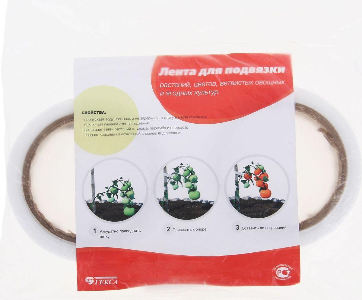 Лента для подвязки Агротекс, цвет: белый, 0,02 х 10 м1367685Каждый садовод знает, что недостаточно просто посеять семена в землю. От посадки растения до сбора щедрого урожая ведёт длинный и трудный путь. Один из его этапов — подвязка, особенно актуальная для рослых посадок: помидоров, перцев, гладиолусов, пионов. Эта процедура важна для правильного роста: стоит только запоздать с подвязкой или выполнить её некачественно, как стебель может не выдержать, что приведёт к падению растения и гибели урожая. Именно поэтому к процессу необходимо подходить вдумчиво и выбирать лишь качественный инвентарь. Лучший союзник в деле подвязки — лента «Агротекс-сад»! Лента для подвязки растений «Агротекс-Сад» обладает рядом важных достоинств:пропускает воду насквозь, не задерживает влагу в месте привязиисключает гниение ствола растениязащищает стебли от слома, перегиба и перевесане утяжеляет ветвисоздает красивый и ухоженный вид растений.