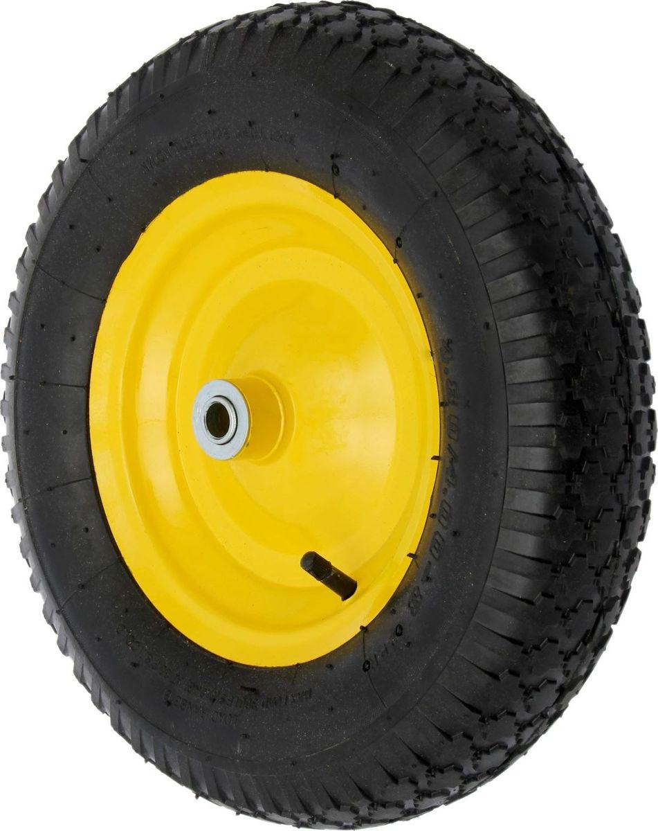 Колесо запасное для тачки, с подшипником, диаметр колеса 37 см -  Аксессуары для сада и огорода