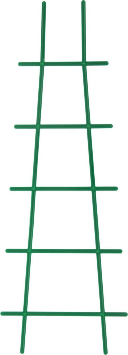 Опора для растений InGreen, цвет: зеленый, 18 х 50 см опора для растений бамбуковая