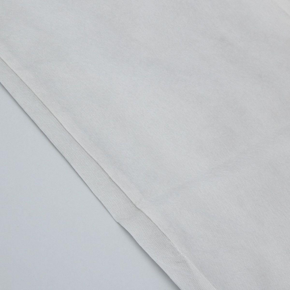 Материал укрывной NeoSpan, 2 х 0,5 м1686592Садовый чехол — отличный способ защиты растений в холодное время года. Изделие поможет сберечь плодовые деревья, цветочные и ягодные кусты в период низких температур. Достоинства изделия Способствует сохранению тепла. Защищает от порывов ветра. Служит долгие годы. Для наибольшей эффективности закрепляйте края чехла камнями, насыпями песка или земли.