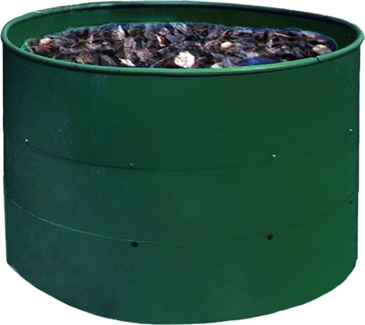 Компостер садовый ГарденПласт, 500 л1822852Компостер ГарденПласт позволяет создать на дачном участке безотходное производство. С помощью аккуратного компактного контейнера (ширина - 35 см, высота - 0,7 м) вы одновременно избавитесь от убранных листьев и травы и получить удобрение.Преимущества изделия:Можно собрать, разобрать и увезти с дачи на зиму.Помещается в автомобиле благодаря компактным размерам (35; 25; 35 см).Требует минимум ухода, всегда выглядит как новое.Не деформируется в морозы, не выцветает на солнце.