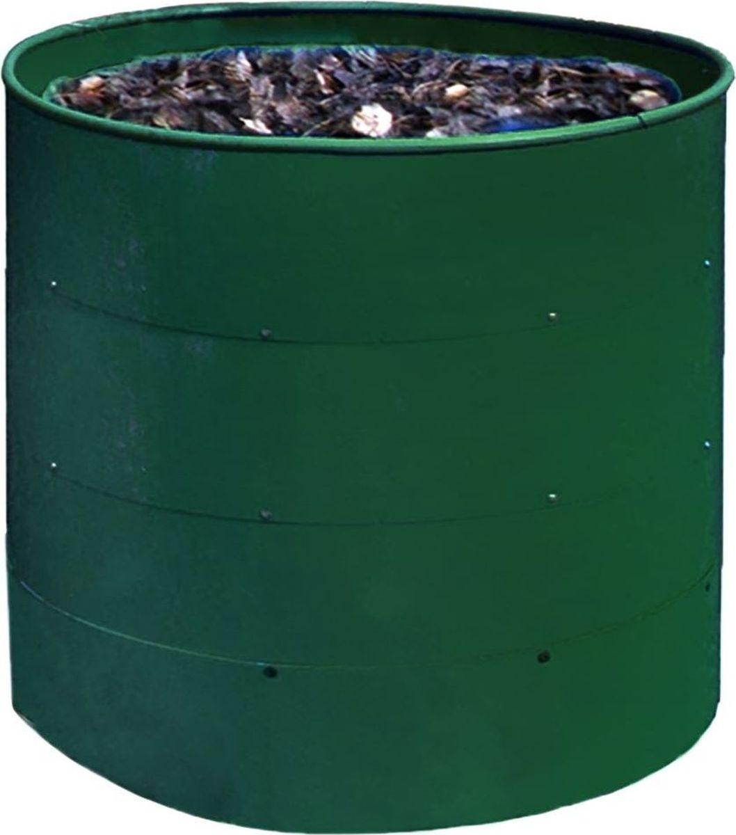 Компостер садовый ГарденПласт, 700 л1822853Компостер позволяет создать на дачном участке безотходное производство. С помощью аккуратного компактного контейнера (ширина — 35 см, высота — 0,9 м) вы одновременно избавитесь от убранных листьев и травы и получить удобрение. Преимущества: Можно собрать, разобрать и увезти с дачи на зиму.Помещается в автомобиле благодаря компактным размерам (35 ? 25 ? 35 см).Требует минимум ухода, всегда выглядит как новое.Не деформируется в морозы, не выцветает на солнце.