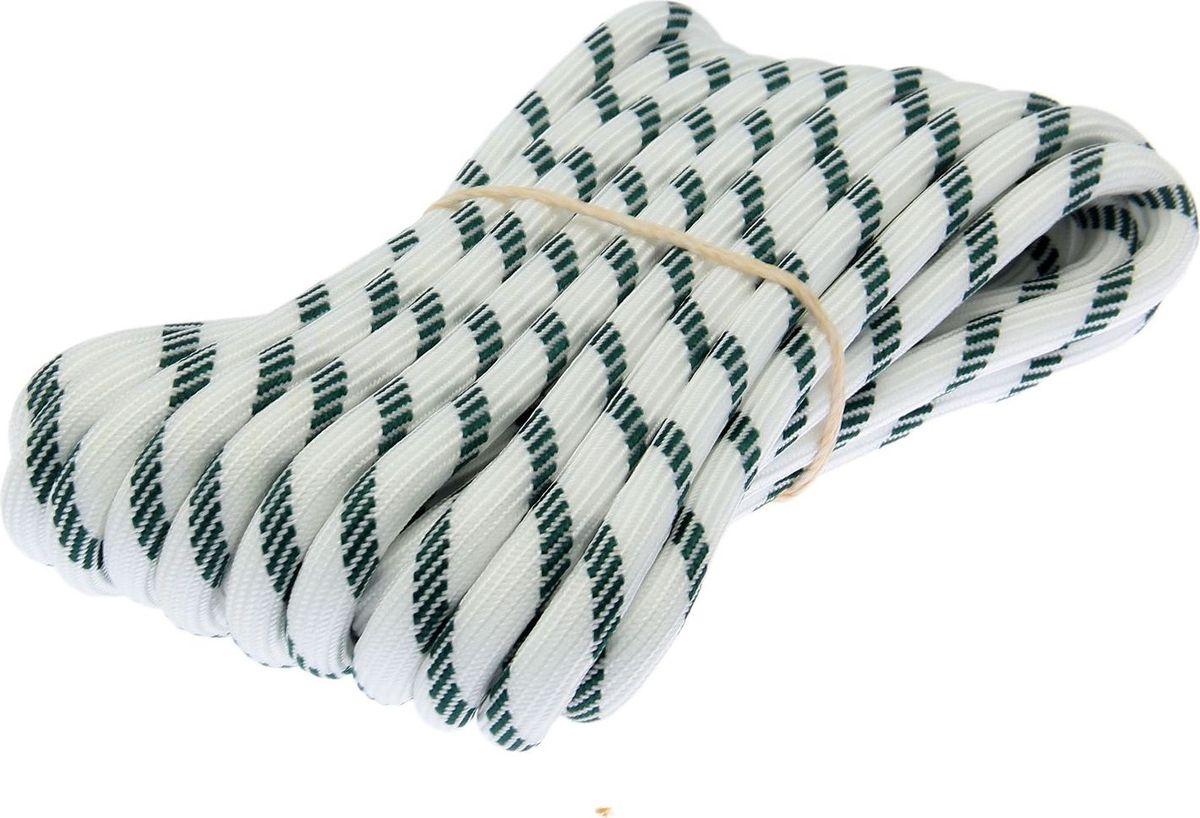Шнур плетеный, 12 мм, 10 м -  Аксессуары для сада и огорода