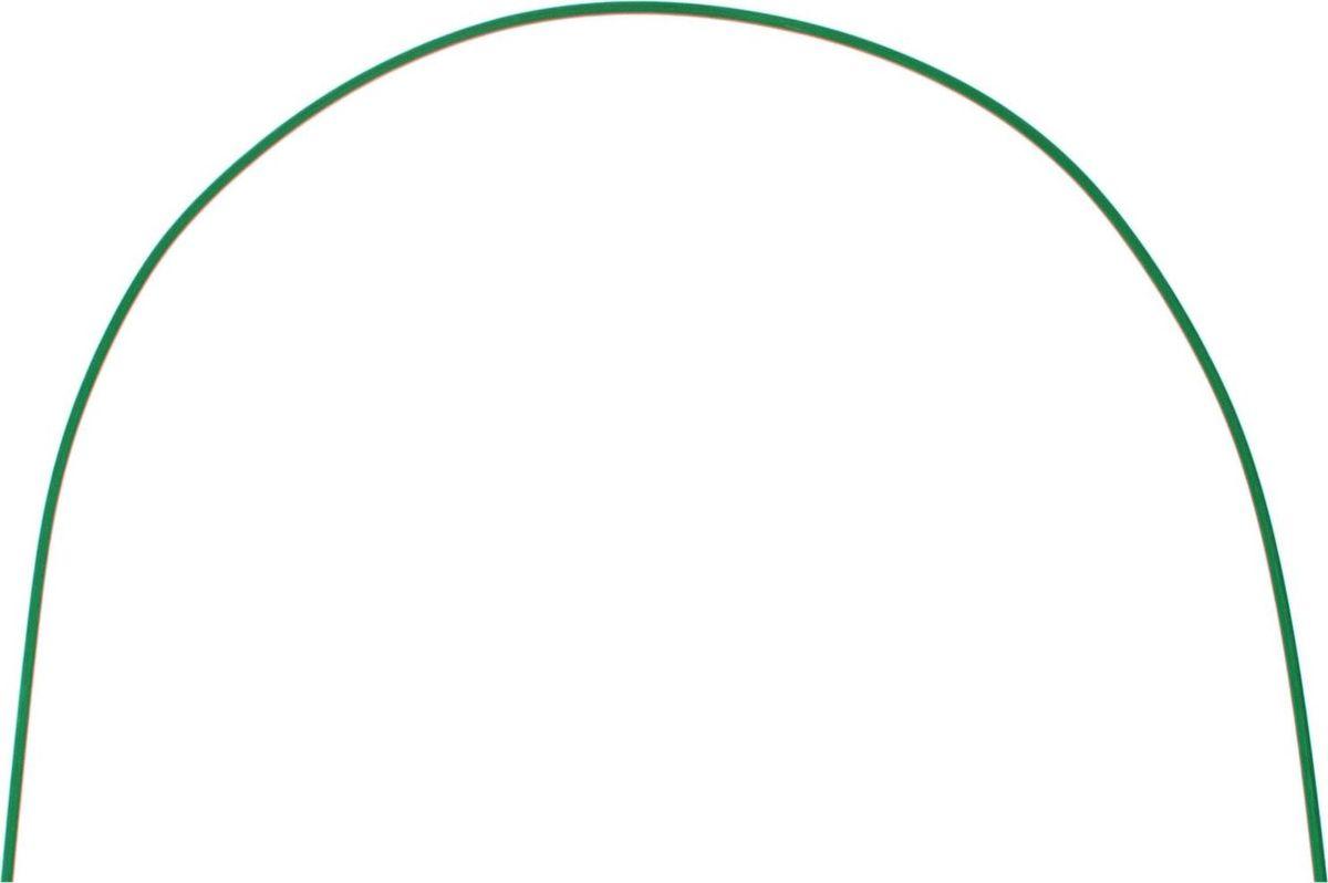Дуги парниковые, 2 м, 6 шт2083008Вырастить рассаду овощных и цветочных культур вам помогут садовые парники, которые поддерживают оптимальный микроклимат впрохладное время года и защищают семена от птиц и насекомых. Дуги необходимы для сборки парника с использованием пленки илиукрывного материала. Дуги выполнены из стальных труб с покрытием ПВХ. Длина дуги: 2 м. В комплекте 6 дуг.