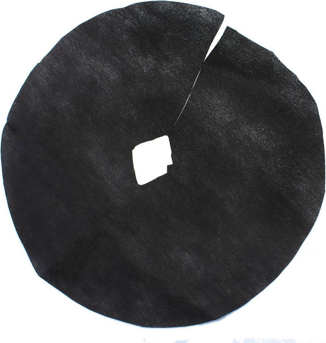 Круг приствольный Агротекс, цвет: черный, диаметр 0,6 м, 10 шт693586Используя приствольный круг Агротекс, есть несколько преимуществ:-вы можете навсегда забыть о прополке и придать своему саду аккуратный, ухоженный вид;-вы защитите свои посадки от холода и поможете им пережить резкие колебания температур;-вы улучшите аэрацию и дренаж почвы;-вы сохраните влагу и уменьшите испарение.Круг экологичен и прост в использовании: взрыхлите и разровняйте почву вокруг ствола, расстелите приствольный круг (сторона не имеет значения) и надёжно присыпьте края землёй или гравием. Теперь вы можете не беспокоиться о своих деревьях и кустарниках: на ближайшие три сезона это работа для Агротекс.
