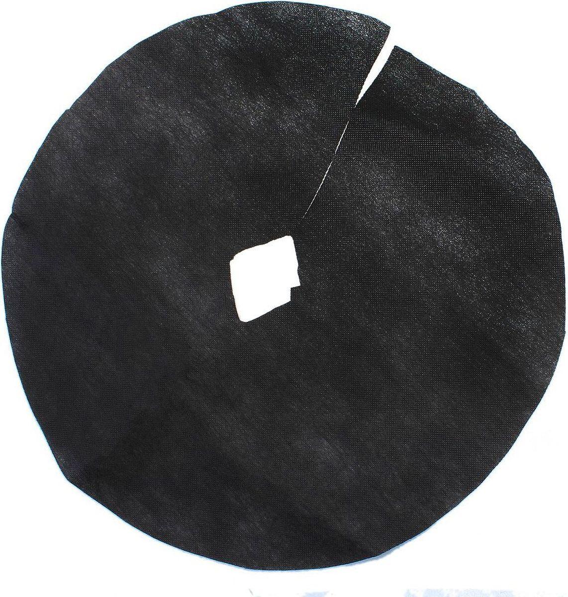Круг приствольный Агротекс, цвет: черный, диаметр 0,8 м, 5 шт693587Приствольный круг облегчает уход за растениями, обеспечивает почве свободную вентиляцию и «дыхание», сохраняя влагу. Используя приствольный круг «Агротекс»: вы можете навсегда забыть о прополке и придать своему саду аккуратный, ухоженный вид вы защитите свои посадки от холода и поможете им пережить резкие колебания температур вы улучшите аэрацию и дренаж почвы вы сохраните влагу и уменьшите испарение. Круг экологичен и прост в использовании: взрыхлите и разровняйте почву вокруг ствола, расстелите приствольный круг (сторона не имеет значения) и надежно присыпьте края землей или гравием.