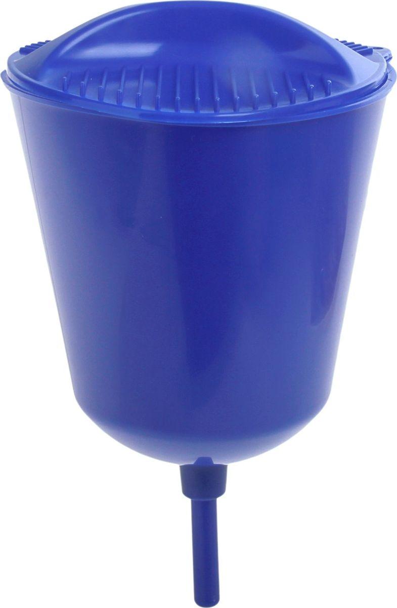 Рукомойник Berossi, цвет: фиолетово-синий, 3 л868866Чистота - залог здоровья! Рукомойник поможет вам поддерживать чистоту рук на вашем дачном участке. Крышка плотно прилегает к рукомойнику, что препятствует попаданию грязи и пыли в воду. На рукомойнике расположена встроенная мыльница.В комплекте с товаром поставляются все необходимые дюбеля и шурупы для надежного крепления рукомойника в удобном для вас месте.