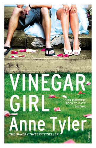 Vinegar Girl alexander mishkin how to stay young it