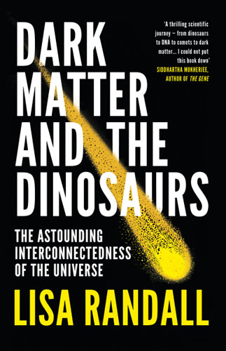 Dark Matter and the Dinosaurs life the universe and everything