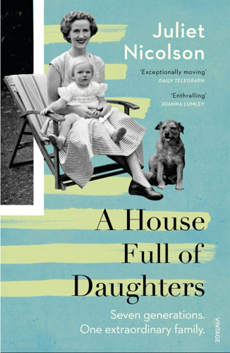 A House Full of Daughters full house