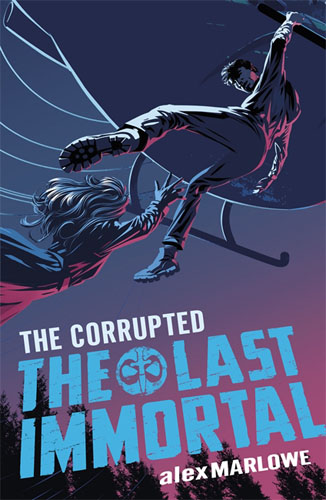 The Last Immortal: The Corrupted the immortals dark flame