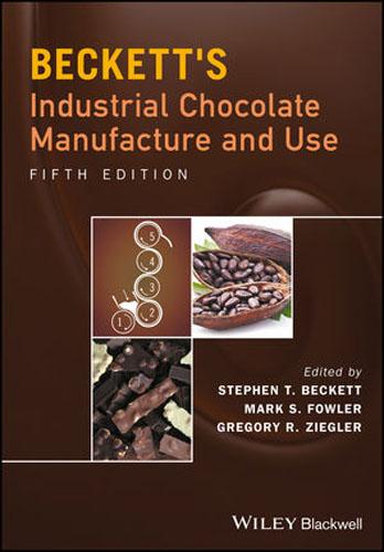 Beckett's Industrial Chocolate Manufacture and Use greg heald dreamweaver cc digital classroom