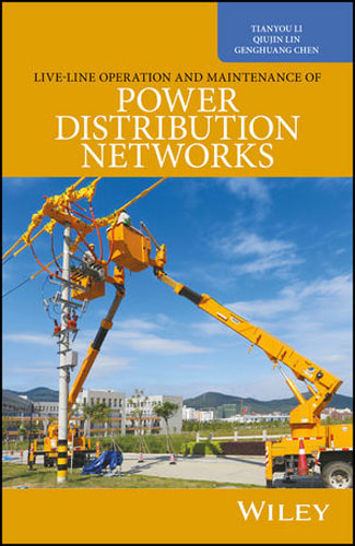 Live-Line Operation and Maintenance of Power Distribution Networks electric distribution networks reconfiguration