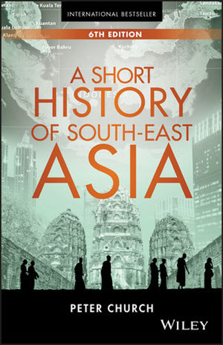 A Short History of South-East Asia east of the chesapeake