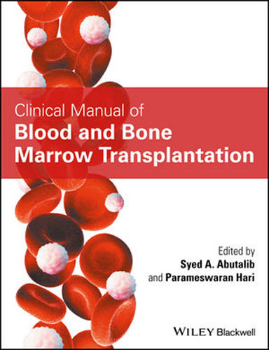 Clinical Manual of Blood and Bone Marrow Transplantation transplantation