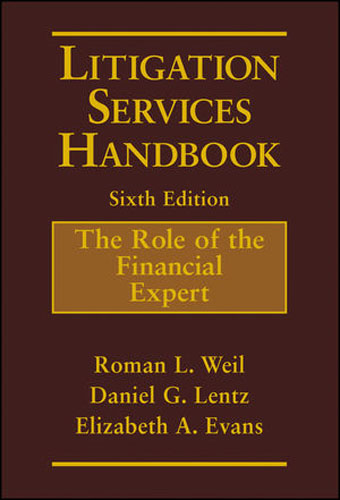 Litigation Services Handbook: The Role of the Financial Expert handbook of the exhibition of napier relics and of books instruments and devices for facilitating calculation