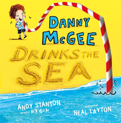 Danny McGee Drinks the Sea clueless mcgee gets famous