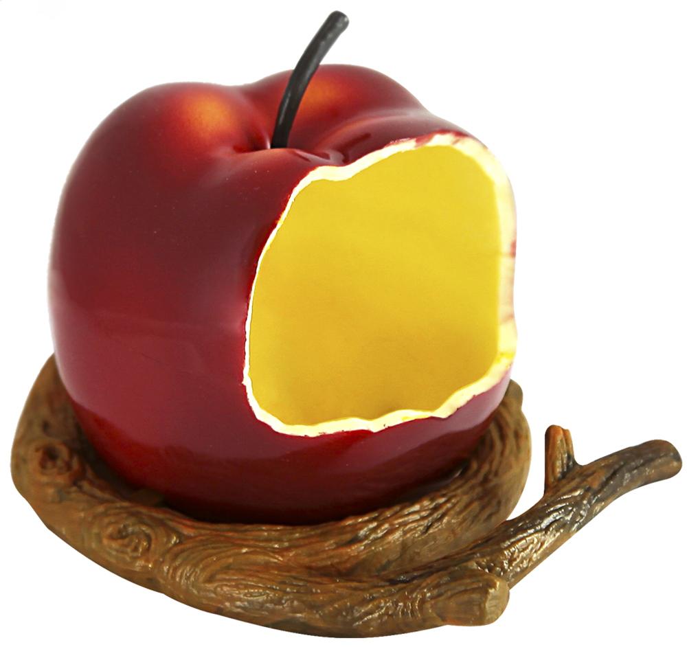 Кормушка для птиц Penn-Plax Яблоко. BA450BA450Кормушка для птиц Каскад Penn-Plax Яблоко изготовлена из прочного пластика и выполнена в форме яблока на ветке. Отлично подойдет для кормления вашей птички. Изделие оснащено удобным фиксатором. Крепление к стенке клетки.