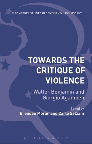 Towards the Critique of Violence: Walter Benjamin and Giorgio Agamben helina befekadu the nature and effect of emotional violence