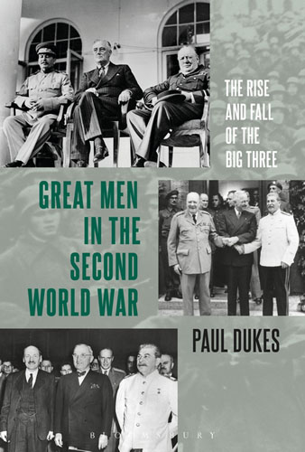 Great Men in the Second World War: The Rise and Fall of the Big Three three men in a boat cd