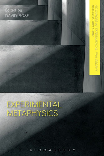 Experimental Metaphysics the metaphysics of logic