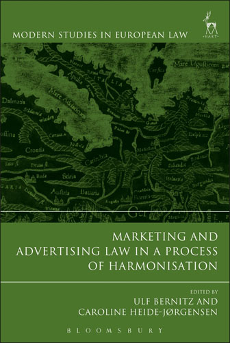Marketing and Advertising Law in a Process of Harmonisation cases materials and text on consumer law