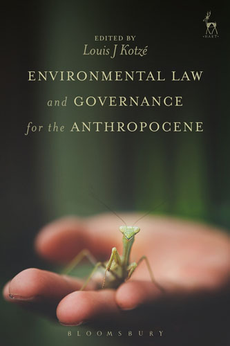 Environmental Law and Governance for the Anthropocene corporate governance and firm value